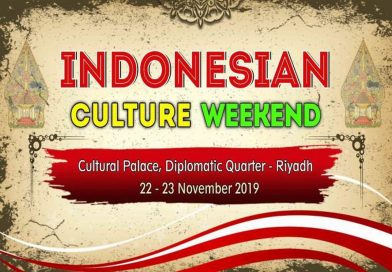 Pekan Budaya Indonesia di Arab Saudi