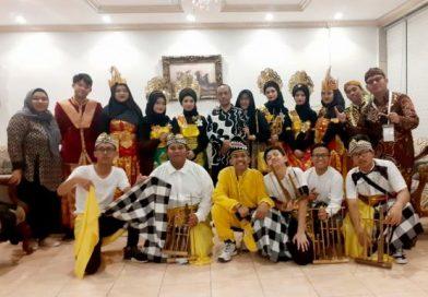 Budaya Indonesia Tampil Pada Perayaan HUT ke-50 Organisasi Konferensi Islam di Jeddah, Arab Saudi
